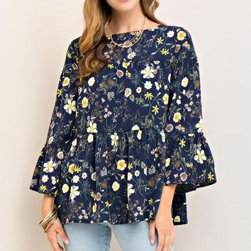 Southern Belle Top