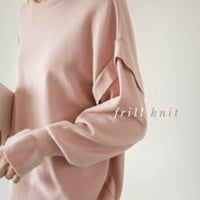 Sally Frill Knit