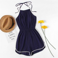 To the Bahamas Romper