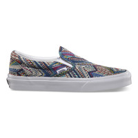Abstract Slip-On