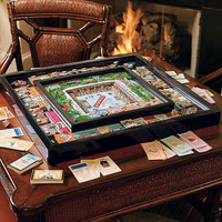 3D New York City Monopoly by Charles Fazzino
