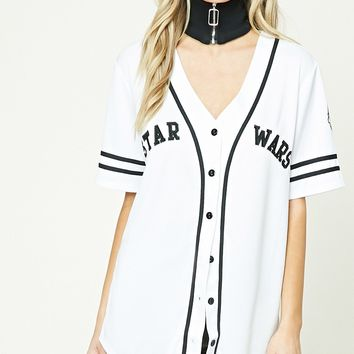 Star Wars Baseball Jersey