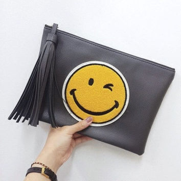 Korean Casual Summer Tassels Bags [8269843143]