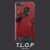Kanye West T.L.O.P The Life of Pablo Yeezy Yeezus IPhone 5 6 6s Plus Galaxy s5 s6 Phone Case - Case15