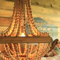SAGEBRUSH WOOD CHANDELIER - Junk GYpSy co.