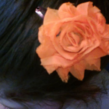 All Sizes Flower Hair Clip 005