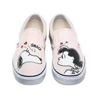 Vans x Peanuts Slip-On | Shop Shoes At Vans