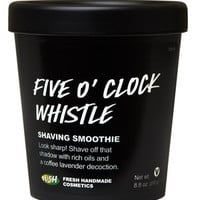 Five O'Clock Whistle Shaving CreamC