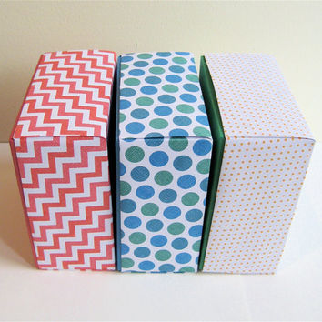 Origami Gift Boxes Assortment of 5 by PhDstressrelief