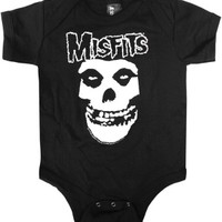 Misfits Logo One Piece