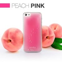 Ipooding Reddot Design Awarded Patented Soft Grip 2 in 1 Case for Iphone 5s,iphone 5- Pink Color-made in Korea