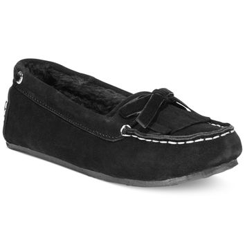 Sperry Top-Sider Women's Holly Faux-Fur Slippers