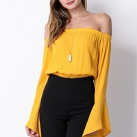 Josephine Belle Sleeve top