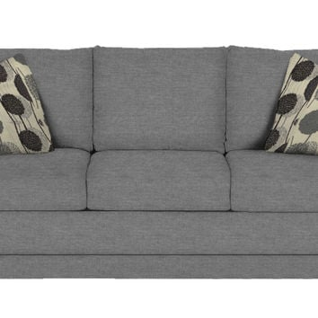 The Stanton 200 Sleeper Sofa in Hayden Silver (Queen)