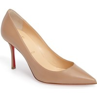 Christian Louboutin Decoltish Pointy Toe Pump (Women) | Nordstrom