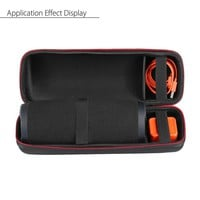 Bluetooth Speaker Bag Case Portable Hard Carry Bag Box Protective Cover Case For JBL Charge 3 Bluetooth Speaker Pouch Case