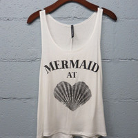 PREORDER - mermaid at heart
