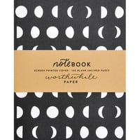 Monochrome Pattern Notebook