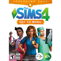 Walmart: The Sims 4 Get To Work (PC)