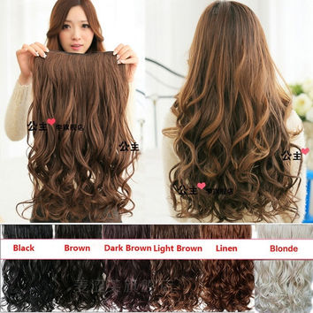 Hair Wig Extensions 65