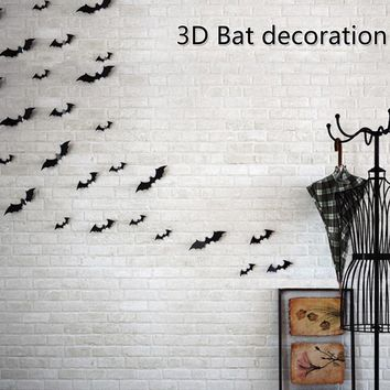 BAT STICKER WALL DECOR