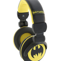DC Comics Batman Headphones | Hot Topic