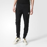 adidas Fitted Pants - Black | adidas US