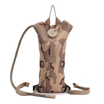 Canvas Water Bladder Rucksack