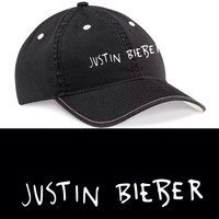 JUSTIN BIEBER Baseball Cap High Quality Cap