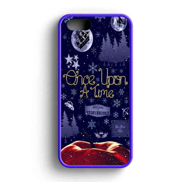 Once Upon A Time Fan Art  iPhone 5 Case iPhone 5s Case iPhone 5c Case