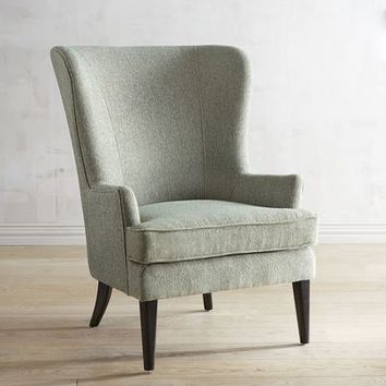 Asher Aegean Tweed Chair