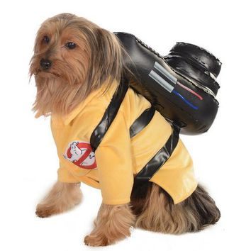 PET COSTUME GHOSTBUSTERS XLG