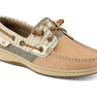 Sperry Top-Sider Womens Bluefish Mariner Stripe Boat Shoes STS91392