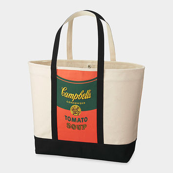 UNIQLO Andy Warhol Campbell's Soup Tote