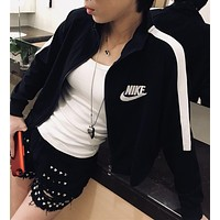 Nike Women Zip-up Jacket Track Jacket