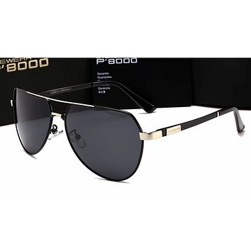Porsche Design Man Casual Sun Shades Eyeglasses Glasses Sunglasses