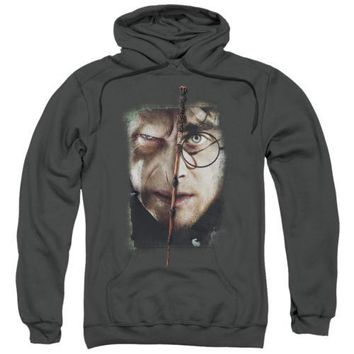 Harry Potter It All Ends Here Licensed Adult Hoodie