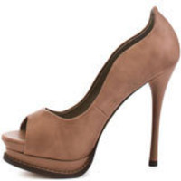 Margot Pump - Ginger, Gunmetal, $94.99, FREE 2nd Day Shipping!