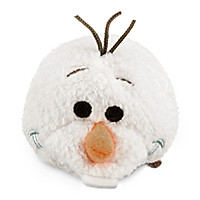 Olaf ''Tsum Tsum'' Plush - Frozen - Mini - 3 1/2''