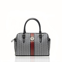CONVERTIBLE SATCHEL | Tommy Hilfiger USA