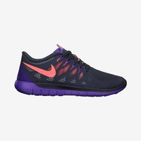 Nike Free 5.0 Women's Running Shoes - Dark Magnet Grey