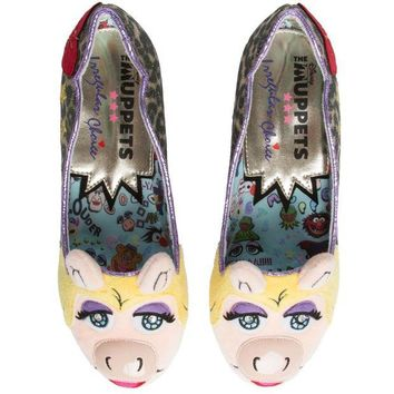 DCCKLP2 The Muppets x Irregular Choice Her Moi-Ness Flat