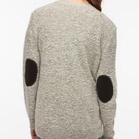 Urban Outfitters - Coincidence & Chance Elbow Patch Cardigan