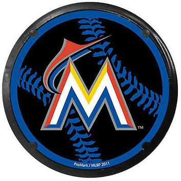 Miami Marlins Car Coaster Air Freshener Auto Car Truck Baseball