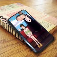 Spirited Away Anime Cartoon Samsung Galaxy S6 Edge Case