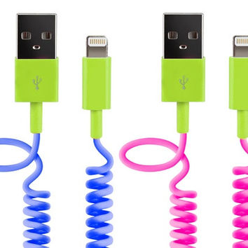 3ft Coiled Charge Cable