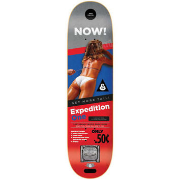 Expedition One Rest Area Pepper  Deck - 8.25