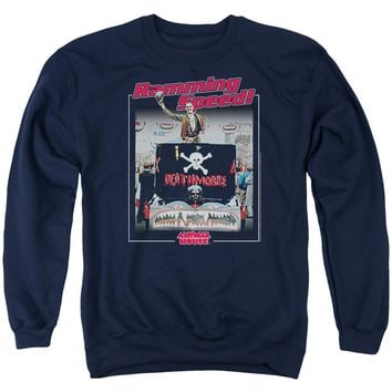Animal House - Ramming Speed Adult Crewneck Sweatshirt