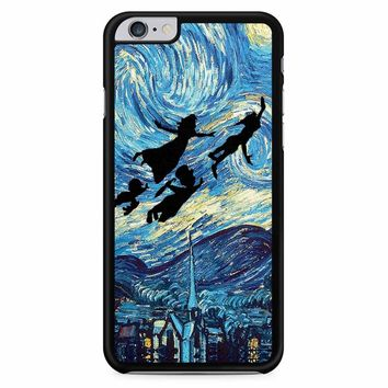 Peter Pan The Starry Night iPhone 6 Plus / 6s Plus Case