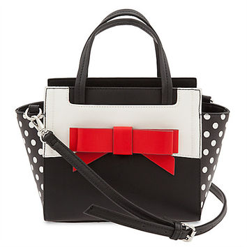 Minnie Mouse Signature Satchel by Danielle Nicole | Disney Store